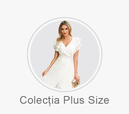 Colecţia Plus Size