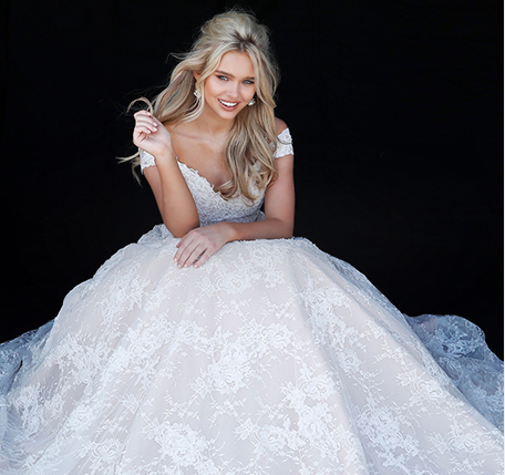 Sherri Hill menyasszonyi ruha kollekció