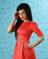 Rochie Princess Style Red