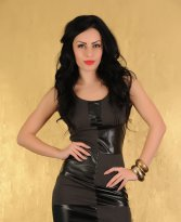 Rochie Incredible Lady Darkgrey
