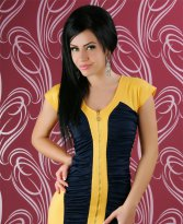 Rochie Iconic Look Yellow