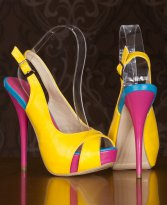Sandale Colour Desire Yellow