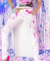 Jeans Mexton Young Look Pink