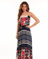 Haine. Rochie LaDonna Summer Pleasure DarkBlue