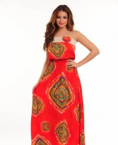 Haine. Rochie LaDonna Summer Pleasure Red