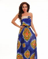 Haine. Rochie LaDonna Summer Pleasure Blue