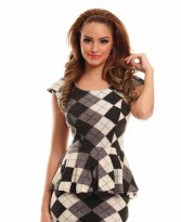 MissQ Chic Lady Black Dress
