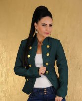Sacou LaDonna Lovely Attitude Green