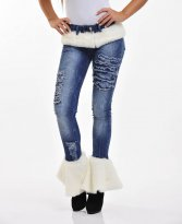Haine. Jeans Ocassion Divinity Blue
