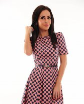 LaDonna Dots Mirage Rosa Dress