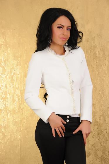 Sacou PrettyGirl Deluxe White, preturi, ieftine