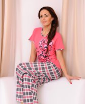 Haine. Pijama Lovely Girl Coral
