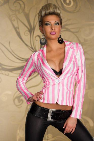 Sacou Delicious Lines Pink, preturi, ieftine