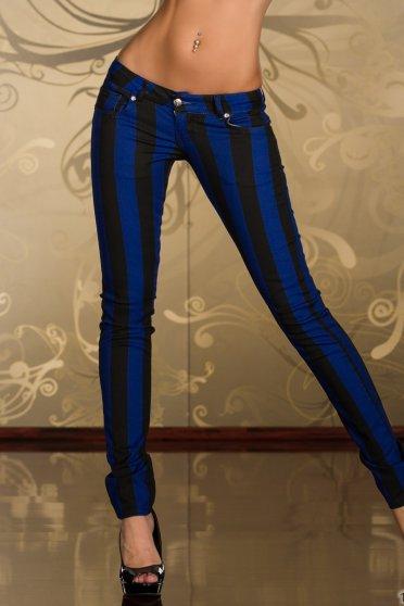 Jeans Stripes Style Blue, preturi, ieftine