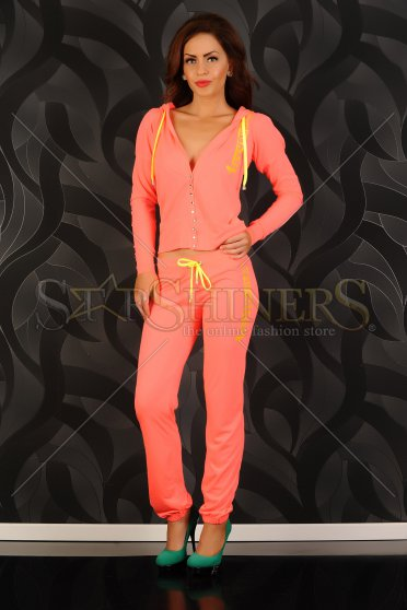 Set MissQ Neon Glam Pink, preturi, ieftine