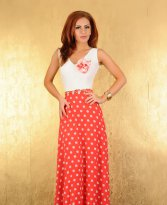 Rochie Mexton Godess Coral