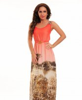 Haine. Rochie LaDonna Tropical Forest Coral
