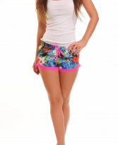 Mexton Tropical Pink Short