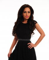 PrettyGirl Imperial Black Dress