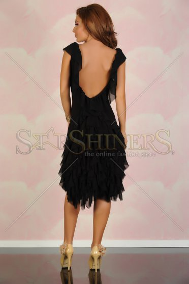 Rochie Ana Radu Smooth Caress Black
