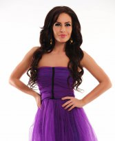 Haine. Rochie Ana Radu Noble Princess Purple