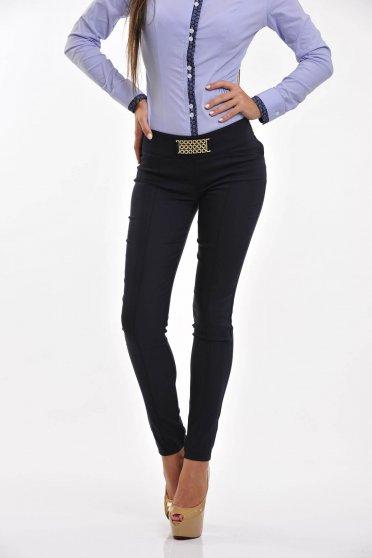 Pantaloni LaDonna Smooth Jewel DarkBlue