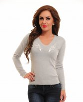 Haine. Bluza MissQ Magic Wings Grey