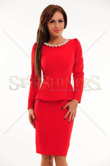 Rochie LaDonna Stylish Lady Red