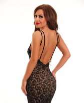 Haine. Rochie Fofy Lovely Dream Black
