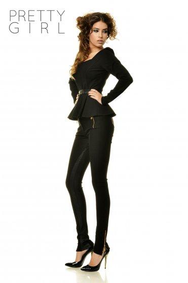 Pantaloni PrettyGirl Fresh Shade Black