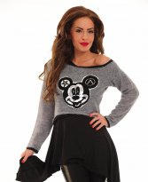 Haine. Set Mexton Intuitive Mickey Grey