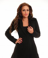 LaDonna Crush Wonder Black Coat