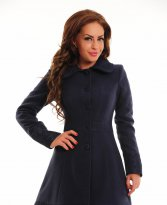 LaDonna Crush Wonder DarkBlue Coat