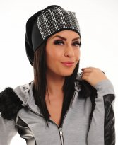 Mexton Lucky One Black Hat