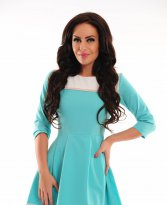 LaDonna Magical Wish Turquoise Dress
