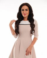 Haine. Rochie LaDonna Magical Wish Cream