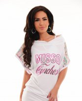 Haine. Rochie MissQ Girlish Weapon White