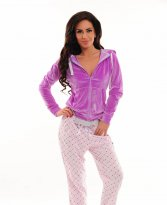 MissQ Sleepy Dots PurpleNo Pajamas