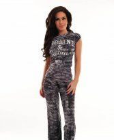MissQ Wild Night Grey Set