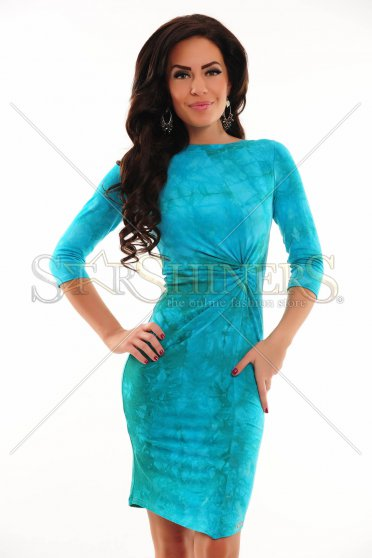 Rochie MissQ Simple Look Blue