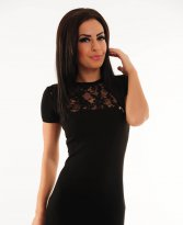 PrettyGirl Boundless Black Dress