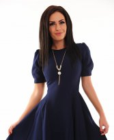 LaDonna Sweet Fixture DarkBlue Dress