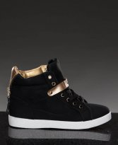 Haine. Sneakers Super Essential Black