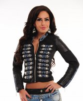 Mexton Versed Senses Black Jacket