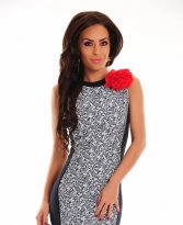 Fofy Lasting Allure DarkBlue Dress