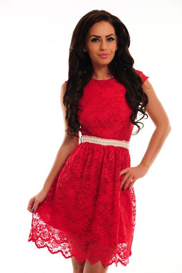 Rochie Prettygirl Imperial Red
