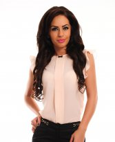 LaDonna Priceless Charm Peach Blouse