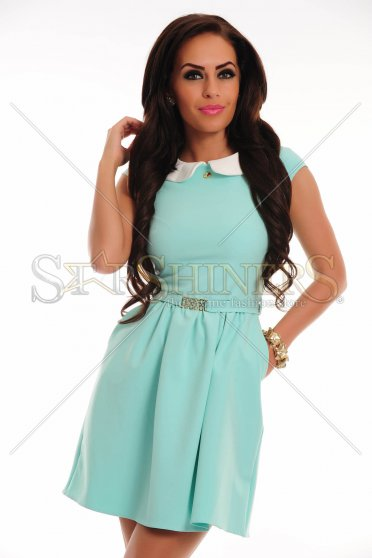 Rochie PrettyGirl One Lady Turquoise