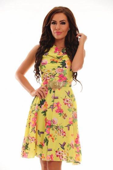 Rochie LaDonna Cheerful Lady Yellow