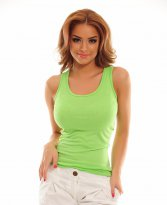 Irresistible Impact Green Top Shirt